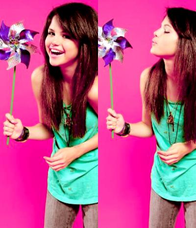 Photoshoop Selena Gomez