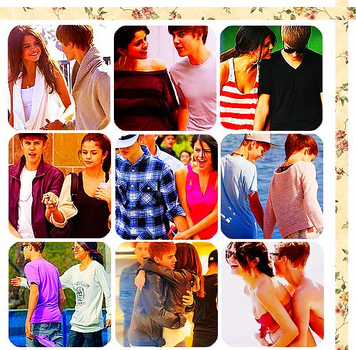 Selena Gomez a trouvait le bonheur avec Justin Bieber