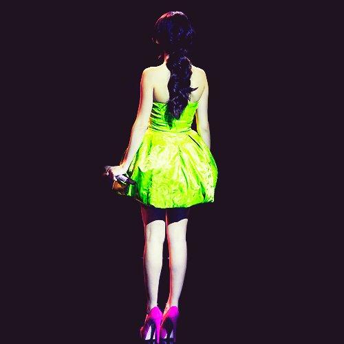 Le dèrière de Selena Gomez
