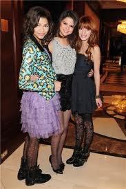 Selena Gomez, Zendaya & Bella