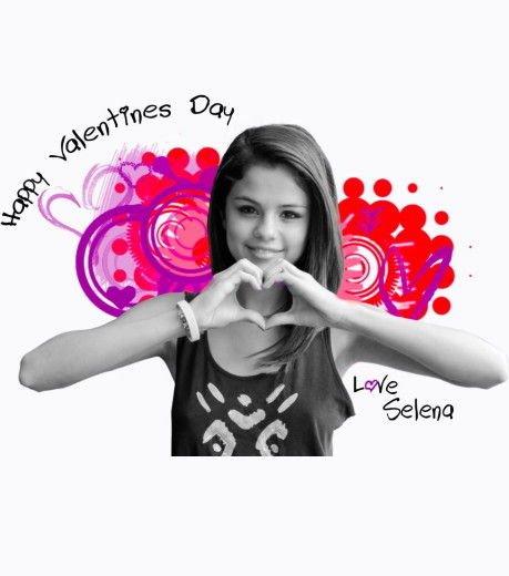 Selena Gomez : Sa carte de St Valentin pour ses fans