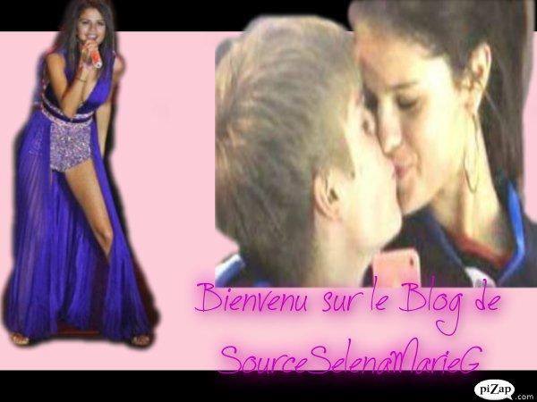 Bienvenue sur le Blog De SourceSelenaMarieG