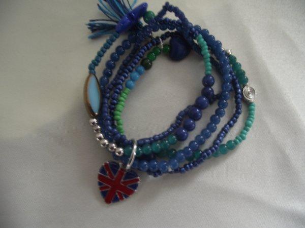 Super bracelets mode