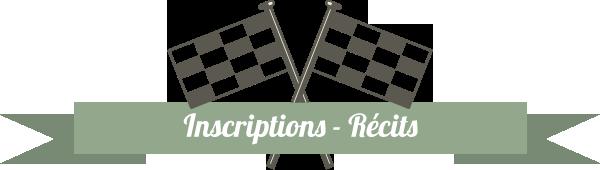 Inscriptions - Récits