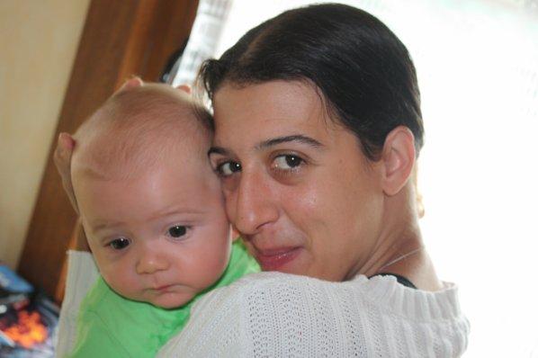 Ayrthon et maman