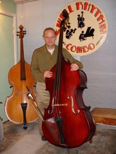 """Jack O Roonie """" bassiste"""""""
