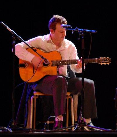 """David Becker """" guitare solo"""""""