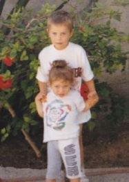 Mon frère . ♥