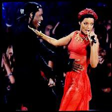 Rihanna aux VMA 2012