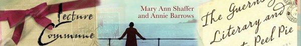 Le cercle littéraire des amateurs d'épluchures de patates - Mary Ann Shaffer et Annie Barrows
