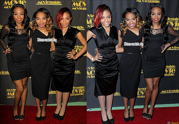 """15.02.13 The mcclain sisters aux """"21st annual"""""""