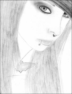 Drawing of me, By Yasin.
