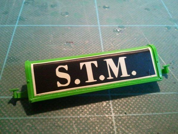 STM...pochoirs!