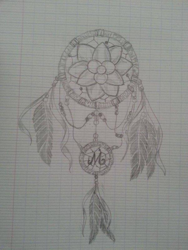 Mon futur tatouage by me :p