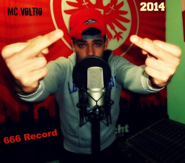 666 RECORD / MC VOLTIO__  El 2014 es mio (2014)