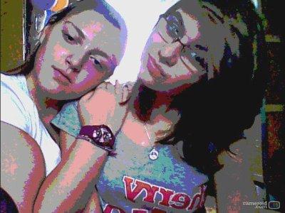 Avec Maarie :)
