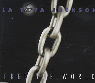 "ZOOM sur LaToya Jackson - ""Free The World"""