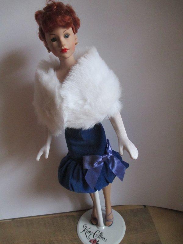 """Mes belles Ktty Collier 18"""" (46 cm)"""