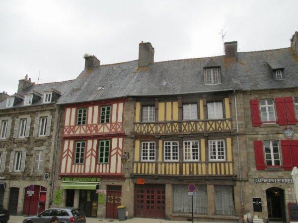 jolies fenêtres et devantures de Bretagne > Tréguier