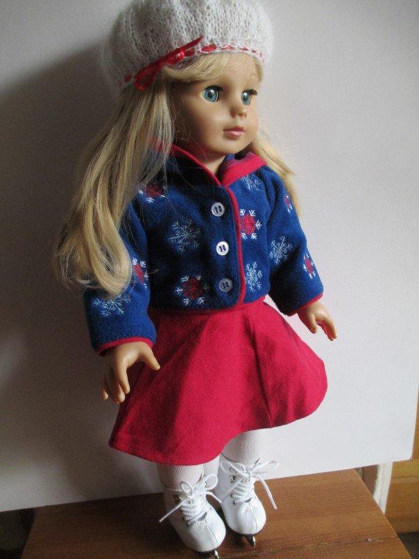 Stolle, ma jolie poupée Götz de 2004