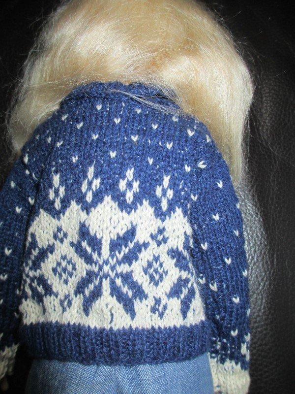 encore un tricot !