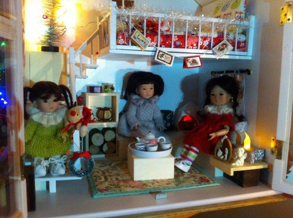 ma petite famille Ten Ping vous souhaite un joyeux Noël !!!!