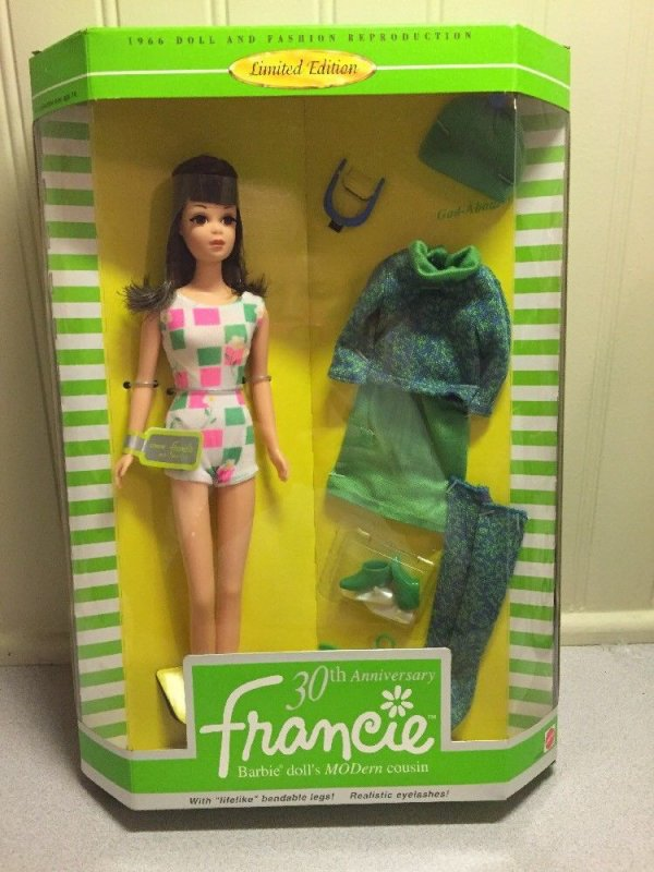 mes Francie (Mattel)