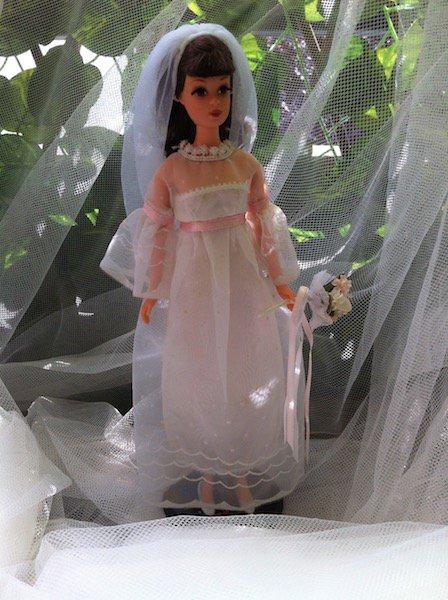 Francie s'est mariée !