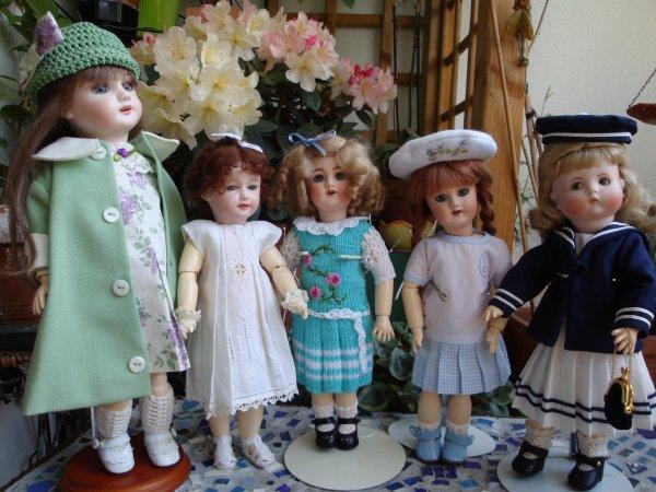 Pâques chez les Bleuette family