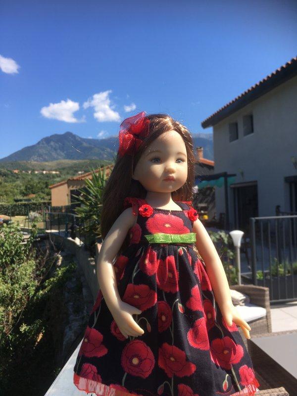 Rosalie ma Little Darling dans les PO
