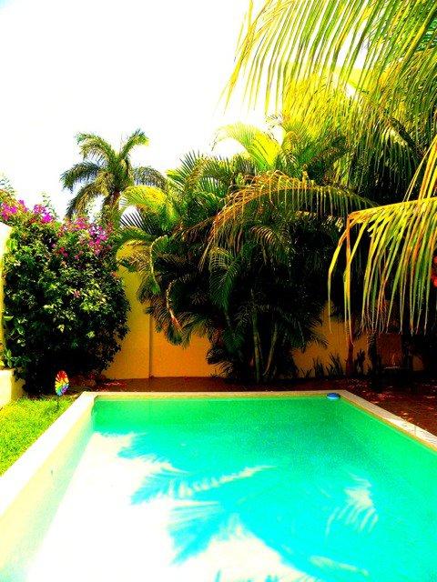 ma nouvelle maison mexicaine!!