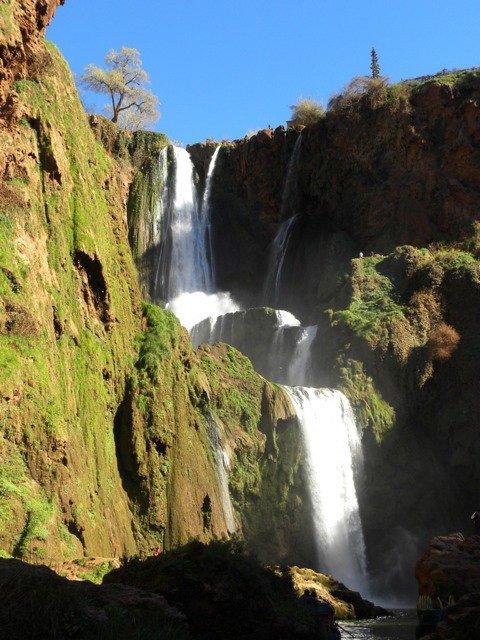 cascades marocaines