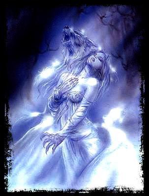 Le loup garou au Moyen-Âge