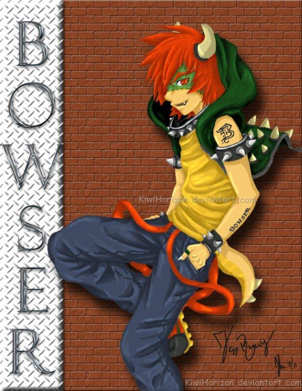 Bowser *-*
