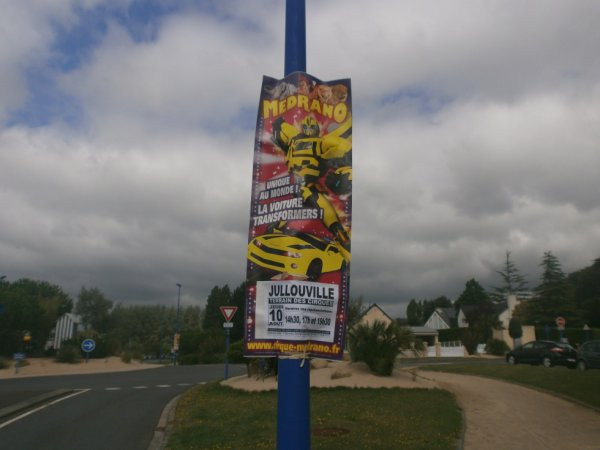 Cirque MEDRANO  le 10 juillet 2017 à JULOUVILLE