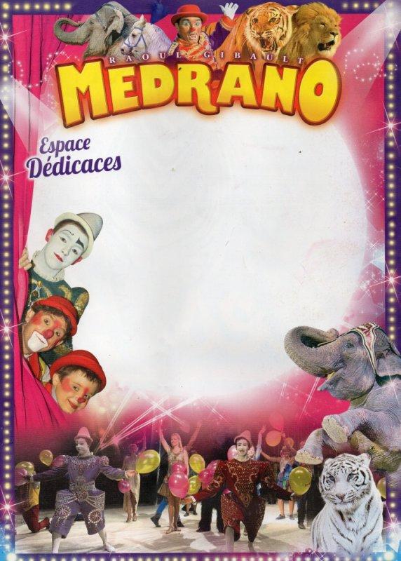 cirque MEDRANO   ( le programme )