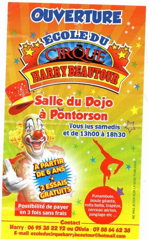 Ecole du cirque Harry Beautour