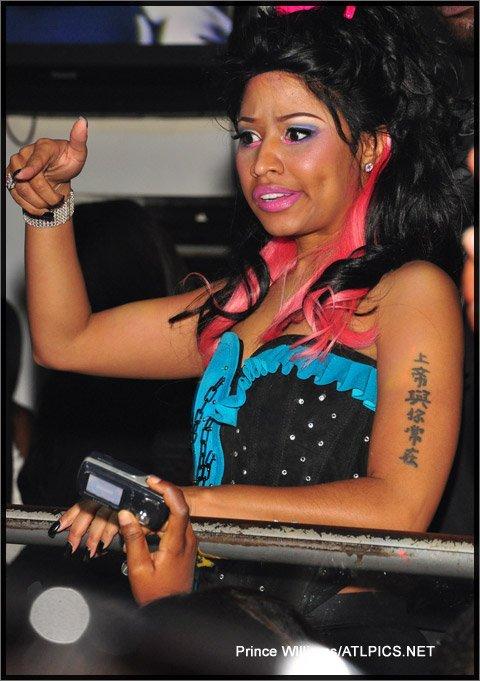 Un duo pour Nicki Minaj et Jessie J ?