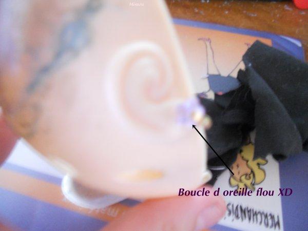 1er TUTO: Comment percée les oreilles d'une pullip? 1#