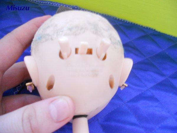 1er TUTO: Comment percée les oreilles d'une pullip? 2#