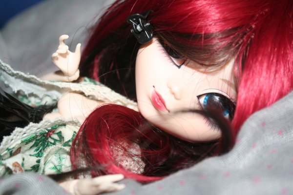 Ma seconde pullip: June