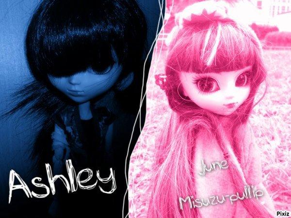 Montage fait par Fraise-Dolls