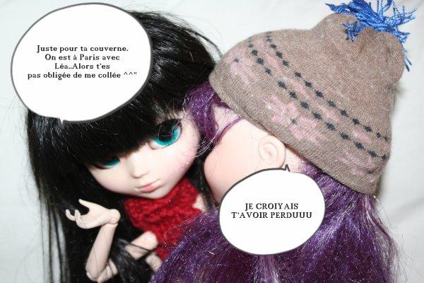 Oh Paris... -Photostory- [Partie 2]