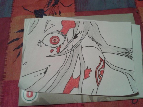 Shiro -Deadman Wonderland- By Me
