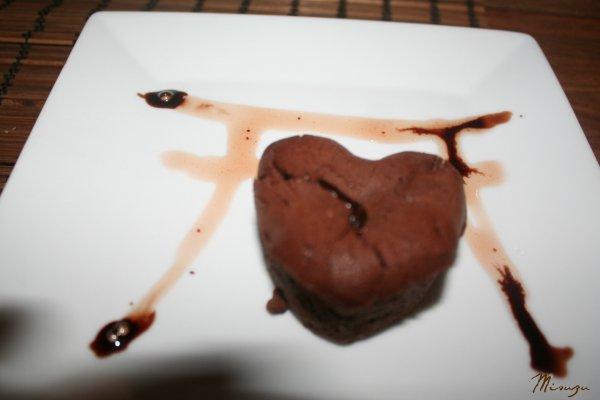 Juste le temps d'un chocolat ♥