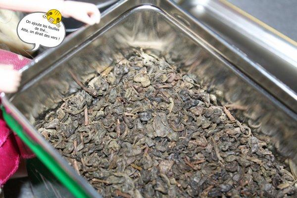 Une histoire de thé #2