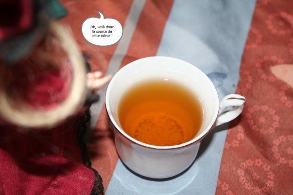 Une histoire de thé #3