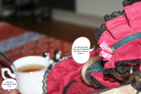 Une histoire de thé #4