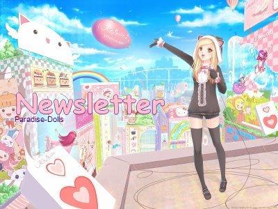 Newsletter ~ ♥
