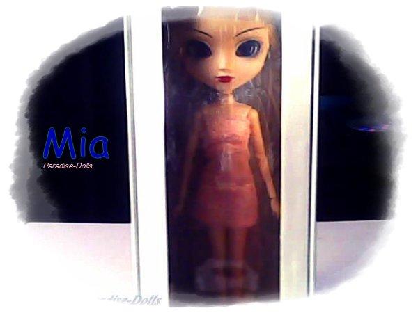 ♥ Arrivée de Mia ♥